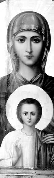 """Икона Божией Матери """"Услышательница"""". Свято-Никольский собор г.Ашхабада"""