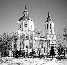 Тамбовский Покровский собор в наши дни