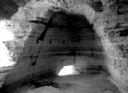 Одна из пещер, где  были найдены свитки